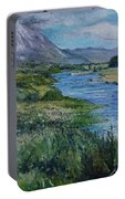 Mount Errigal Co. Donegal Ireland. 2016 Portable Battery Charger