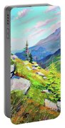 Mount Hoverla Portable Battery Charger