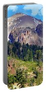 Mount Lassen Volcano Portable Battery Charger
