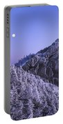 Mount Liberty Blue Hour Portable Battery Charger