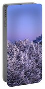 Mount Liberty Blue Hour Panorama Portable Battery Charger