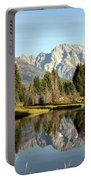 Mount Moran Reflections Portable Battery Charger