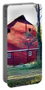 Mount Pleasant Road Barn Portable Battery Charger
