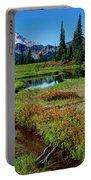 Mount Rainier- Upper Tipsoo Lake Portable Battery Charger