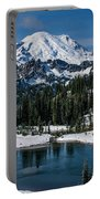 Mount Rainier - Tipsoo Lake Portable Battery Charger