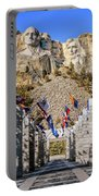 Mount Rushmore Grand View Terrace Portable Battery Charger