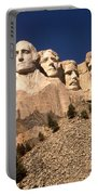 Mount Rushmore National Monument South Dakota Portable Battery Charger