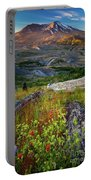 Mount Saint Helens Portable Battery Charger