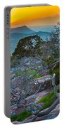 Mount Scott Sunset Portable Battery Charger