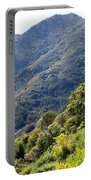 Mount Tamalpais From Blithedale Ridge Portable Battery Charger