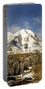 Mount Timpanogos Portable Battery Charger