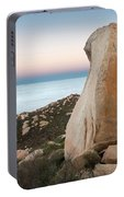 Mount Woodson At Dawn Portable Battery Charger