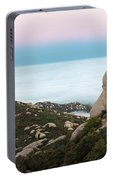 Mount Woodson Moonset Portable Battery Charger