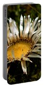 Mountain Thistle French Pyrenees Portable Battery Charger