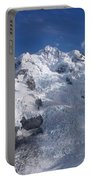 Mountain Cloud Scape Portable Battery Charger
