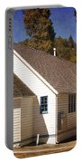 Mountain Crossroads Church Building Portable Battery Charger