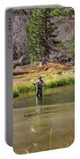 Mountain Fisherman Portable Battery Charger