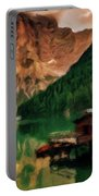 Mountain Getaway Portable Battery Charger