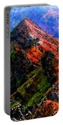 Mountain Landscape 27  Portable Battery Charger