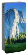 Mountain Landscape Portable Battery Charger