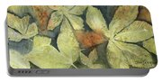 Mountain Leaves Portable Battery Charger
