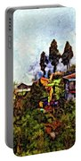 Mountain Living Impasto Portable Battery Charger