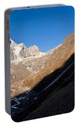 Mountain Peak, Kumuche Himal Portable Battery Charger
