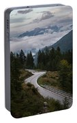 Mountain Road Portable Battery Charger