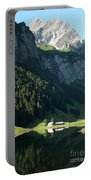 Mountain Sight Portable Battery Charger