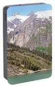 Mountain Slopes Portable Battery Charger