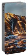 Mountain Sunsets Portable Battery Charger