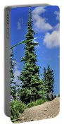 Mountain Trail - Olympic National Park Portable Battery Charger
