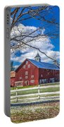 Mountain View Barn Portable Battery Charger