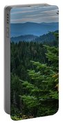 Mountains Around Priest Lake Portable Battery Charger