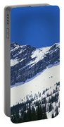 Mountains Covered With Snow, Little Portable Battery Charger