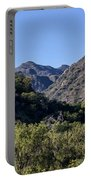 Mountains In Cordoba, Argentina Portable Battery Charger