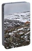 Mountains Of Serra Da Estrela Portable Battery Charger