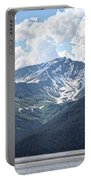 Mountains Water Alaska Portable Battery Charger