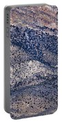 Mountainside Abstract - Red Rock Canyon Portable Battery Charger
