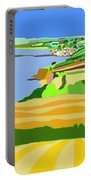 Mounts Bay Cornwall Portable Battery Charger