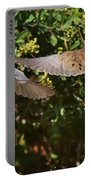 Mourning Doves Wings  Portable Battery Charger