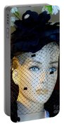 Mourning Millicent Portable Battery Charger