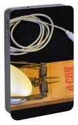 Mousetrap Portable Battery Charger