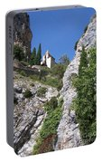 Moustier St. Marie Church Portable Battery Charger