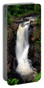 Moxie Falls Portable Battery Charger