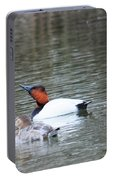 Mr And Mrs Canvasback Portable Battery Charger