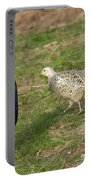 Mr And Mrs Pheasant Portable Battery Charger