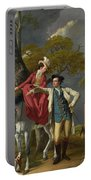 Mr And Mrs Thomas Coltman Portable Battery Charger