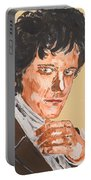 Mr. Darcy Portable Battery Charger