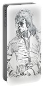 Mr. Jackson Portable Battery Charger